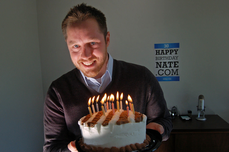 Happy Birthday Nate.com
