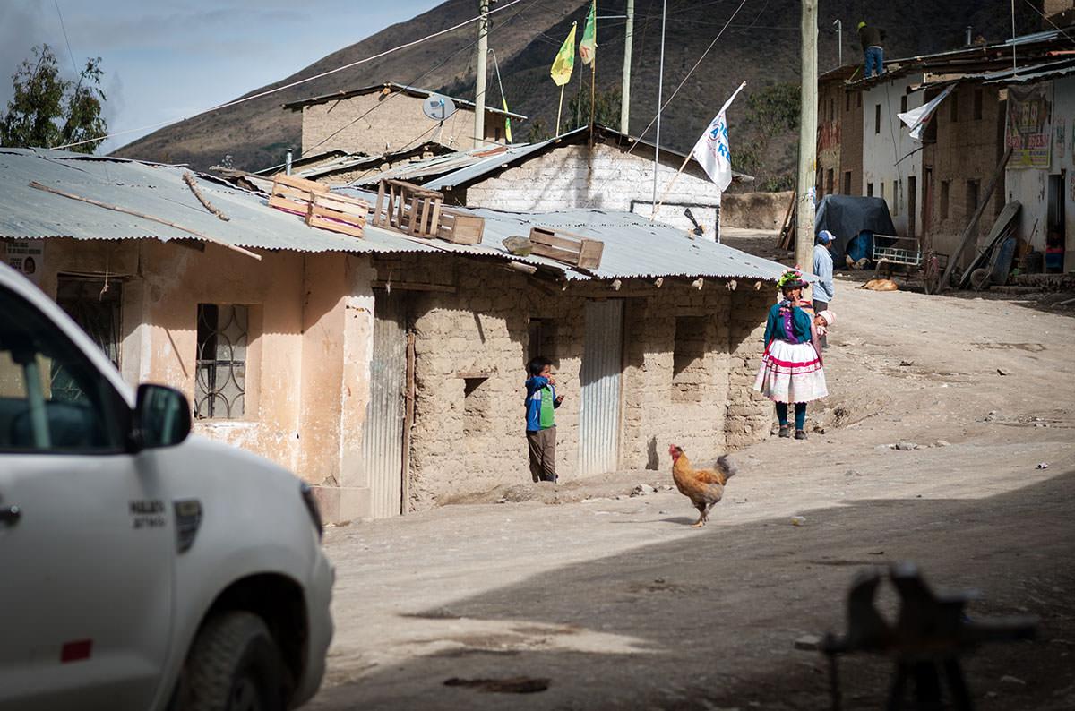 Peru's moving past | World Vision