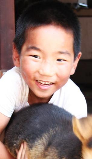 China Child Protection