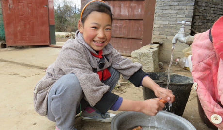 China Water Children