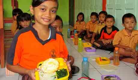 Indonesia Food