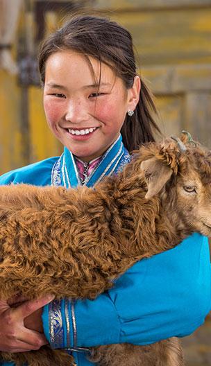Mongolia Child Protection
