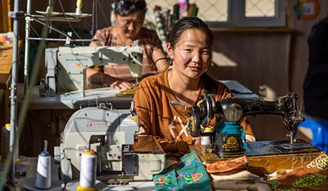 Mongolia Economic Dev