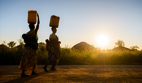 Mozambique Water
