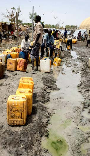 South Sudan Water