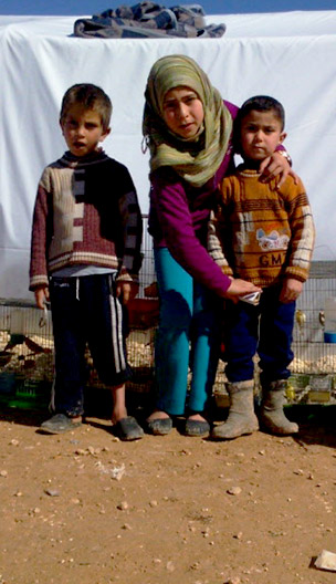 Syria Child Protection