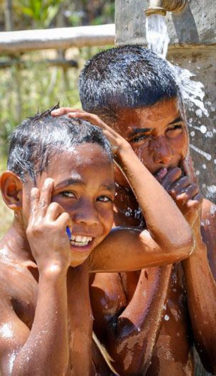 Timor Leste Water
