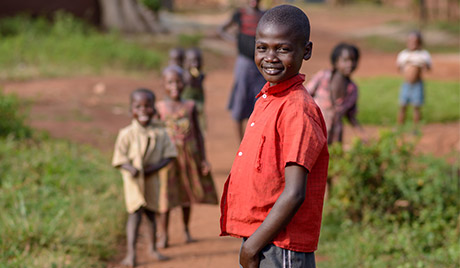 Uganda Child Protection