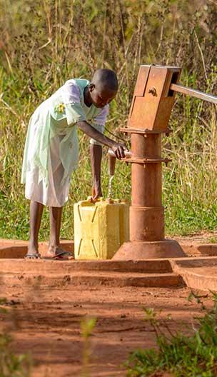 Uganda Water
